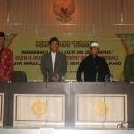 Kuliah Tamu H.Mu'ammar ZA